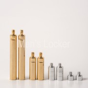 Men's Locker Mega Length Gold Extension Kit
